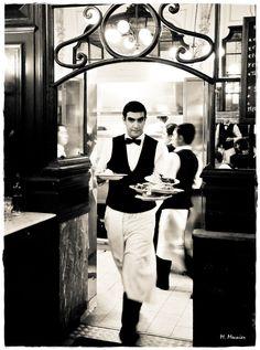 Bouillon Chartier, restaurant, 7, rue du faubourg Montmartre, Paris IX