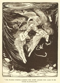 By George Soper From the book Greek Fairy Tales .c 1912