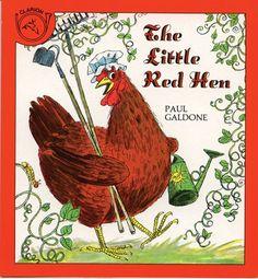 Carry Along Book & CD, Little Red Hen, HOU9780618752508