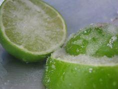 Entenda porquê devemos sempre congelar o limão   SOS Solteiros