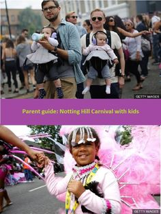 Five ways parents can keep their children entertained at what organisers claim is Europe's biggest street carnival - Notting Hill.