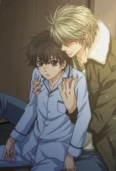 Super Lovers Haru X Ren