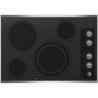 Whirlpool 30 inch Stainless Steel Electric Cooktop - G7CE3034XS by Whirlpool. $714.60. Save 40%!