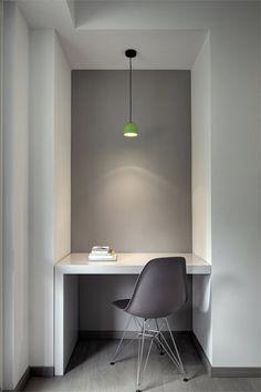 Casa YM, Rapallo, 2012 by Enrico Scaramellini @Vitra Furniture    #workstation #desk