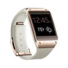 Samsung SM-V700 Galaxy Gear Android Digital Smartwatch Wrist Watch - Rose Gold #Samsung