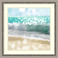 Ocean Reflections II by Kate Carrigan Framed Amanti Art http://www.amazon.com/dp/B0131X13OE/ref=cm_sw_r_pi_dp_dgfBwb03A7SV9