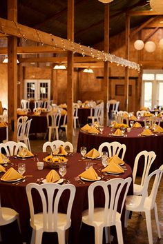 yellow and brown table decor Wedding Reception, Wedding Tables, Reception Ideas, Wedding Ideas, Country Wedding Inspiration, Yellow And Brown, Real Weddings, Table Decorations, Bride