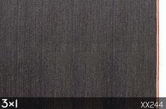 3x1 Grey