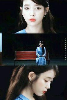 "IU ""With A Determined Heart To Forget You"" MV #Kim Kwang Seok Korean Model, Korean Singer, My Cute Love, Lee Sung Kyung, Cute Korean, Korean Outfits, Korean Beauty, True Beauty, Girl Crushes"