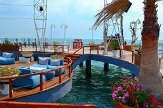 Bar in Durres, Albania