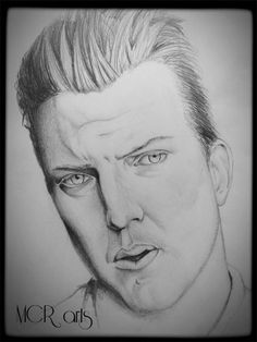 Joshua Homme,  member of the rock band Queens of the Stone Age