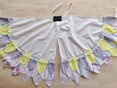 fabric wings