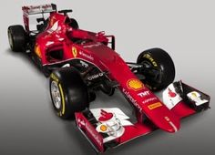 Blog Esportivo do Suíço: Ferrari apresenta modelo SF15T para temporada 2015