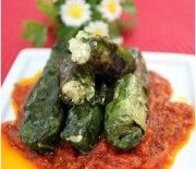 Peynirli Pazı Sarması Zucchini, Pork, Meat, Chicken, Vegetables, Recipes, Kale Stir Fry, Beef, Food Recipes