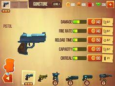 Survivor squad - Android game screenshots. Gameplay Survivor squad.