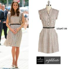 Kate Middleton Style. Shop the Raoul separates outfit look for less