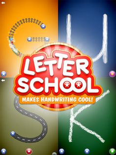 Chapel Hill Snippets: Letter School-cool app for letter formation and handwriting. Pinned by SOS Inc. Resources. Follow all our boards at pinterest.com/sostherapy for therapy resources.