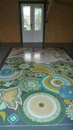 Floor Cloth, Cloths, Flooring, Rugs, Home Decor, Homemade Home Decor, Diy Dusters, Types Of Rugs, Wood Flooring