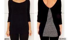 DIY sewing | Cómo ensanchar un jersey