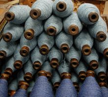 Yarn and Patterns from Green Mountain Spinnery