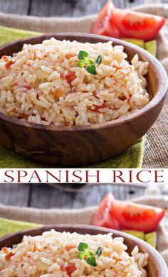 Spanish Rice recipe.