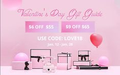 New Fashion Style : Valentine's Day Promotion