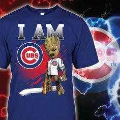 Cubs Baseball, Sports, Mens Tops, T Shirt, Fashion, Hs Sports, Supreme T Shirt, Moda, Tee Shirt