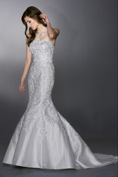 Style 50270 » Wedding Gowns » DaVinci Bridal » Available Colours : Ivory, White