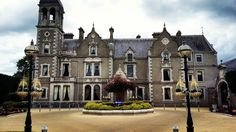 Killashee, the hotel full of history Mansions, History, House Styles, Wedding, Home Decor, Valentines Day Weddings, Historia, Decoration Home, Manor Houses