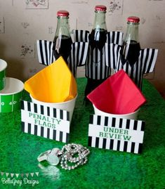 Football Birthday Party Food Ideas – Unique Birthday Party Ideas and Themes. Football, Down Set Hut, Sports Theme, Birthday Party Flat Food Labels in 2019 . Sports Themed Birthday Party, Hockey Party, Football Birthday, Sports Party, 1st Boy Birthday, 1st Birthday Parties, Birthday Ideas, Football Draft Party, Nfl Party