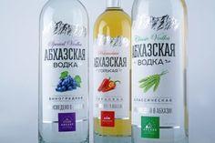 Абхазская – водка от 43'OZ