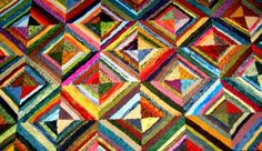 East Ironbound Rug. Designed and hooked by Judith Dallagret, Montreal, Canada, 2005