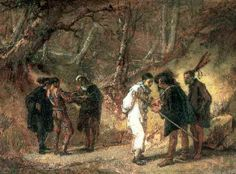 The Duel after the Masked Ball: 1857