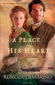 A Place in His Heart by Rebecca DeMarino,http://www.amazon.com/dp/0800722183/ref=cm_sw_r_pi_dp_64iFtb1DBWNPNV10 - if you like historical fiction and fiction with a Christian theme, check this one out!