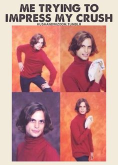 The Good Vibe - Inspirational Picture Quotes >>>>> That's Matthew Gray Gubler y'all (don't ask how I know that)