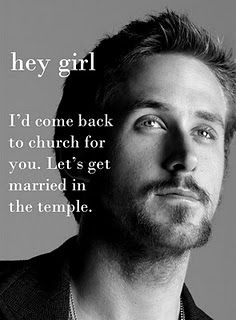 Mormon Hey Girl! Oh hey I found my own blog on pinterest haha.