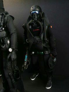 Military diving