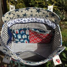 My Seaside Epiphany Bag – Sew, What's New?