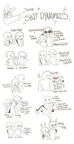 Ship Dynamics by EliteKessu on DeviantArt Ship Dynamics by EliteKessu on DeviantArt,draw Great, now I've got the messed up idea to ship Emma and Gotham. Ship Drawing, Drawing Base, Drawing Prompt, Drawing Sketches, Drawing Tips, Story Drawing, Comic Drawing, Drawing Challenge, Art Challenge