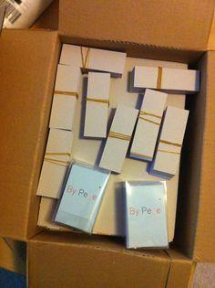 Mine fine tryksager - de er snart klar til salg i Smuksak - By Pepe