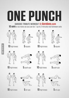 Boxer hiit workout split em up tamara or add other drills for What does punch out mean in construction
