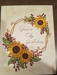 Close to my Heart Flower Market Cricut cartridge