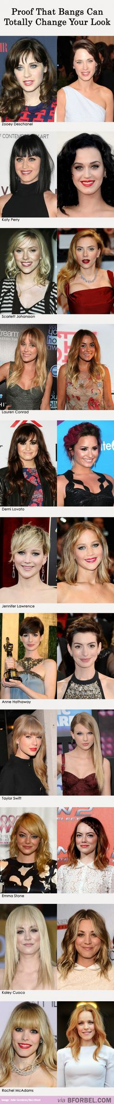 11 Banging Transformations That Totally Change Your Look…