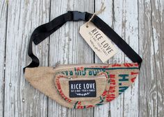 Rice Love Fanny Pack