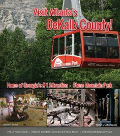 DeKalb Convention & Visitors Bureau Launches New Digital DeKalb County Visitors Guide