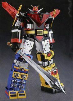 Bandai Soul of Chogokin , Super Robot Chogokin, Super Robot
