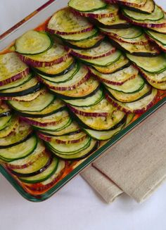The Ultimate Vegetable Lasagna! No pasta, no meat, low-carb and gluten-free! http://feistyveggies.com/veggie-lasagna/