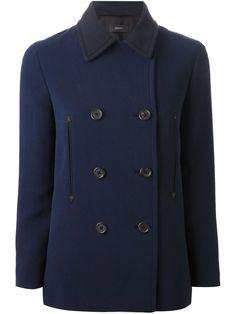 Joseph 'torquay' Pea Coat - Twentyone St. Johns Wood - Farfetch.com