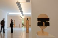 Exhibition: Sculptures by Álvaro Siza