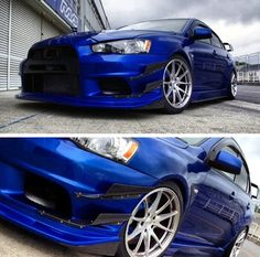 Maybe only other color I'd take an Evo
